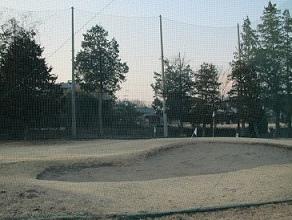 つくばゴルフスクール筑西の本拠地、下館スポーツヴィラのアプローチとバンカー練習場